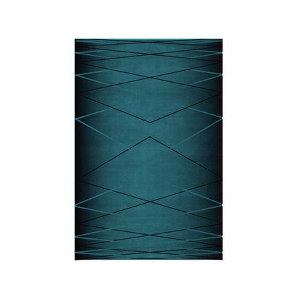 Contemporary - Hitchcock Chevron Rug - ESSENTIAL HOME