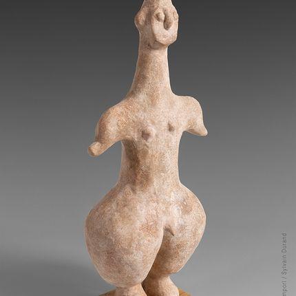 Céramique - Flacon homme Amlash - Atelier MEMENTO TEMPORI
