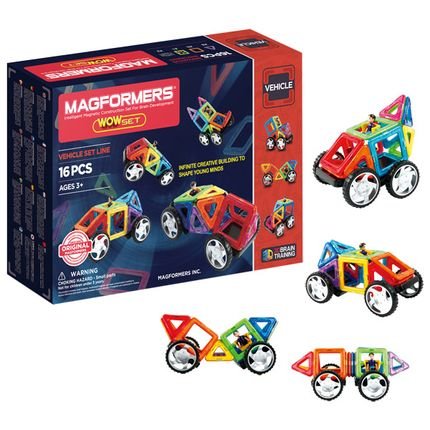 Toys - Magformers WoW set - MAGFORMERS