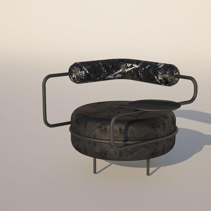 Petits fauteuils - MACARONE - KONTRA