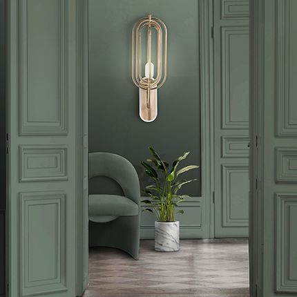 Wall lamps - Turner | Wall Lamp - DELIGHTFULL