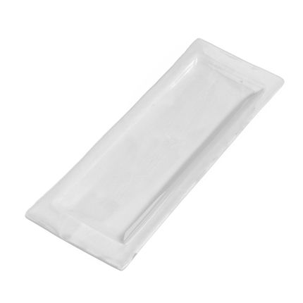Formal plates - White - BARBOTINE AUBAGNE EN PROVENCE