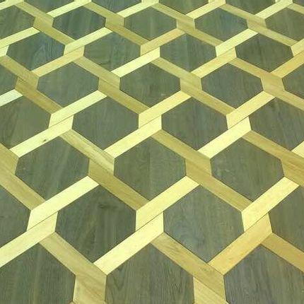 Mosaiques - Art parquet   - VIELARIS PARQUET