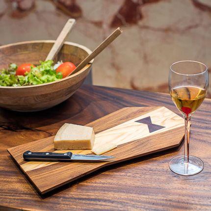 Platter, bowls - TUXEDO - KOY
