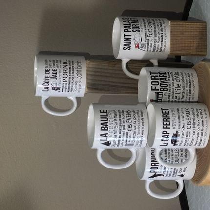 Tasses et mugs - MUG  - MONSIEUR & MADAME TAL