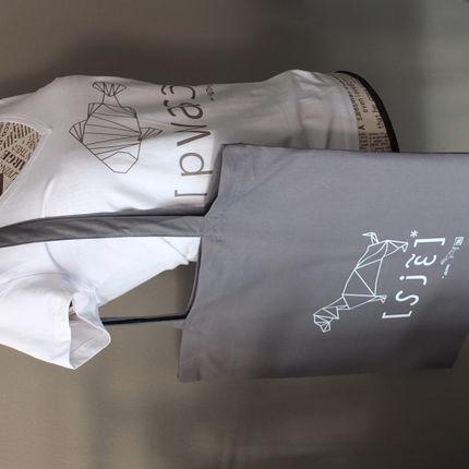 Bags / totes - TOTE BAG - MONSIEUR & MADAME TAL