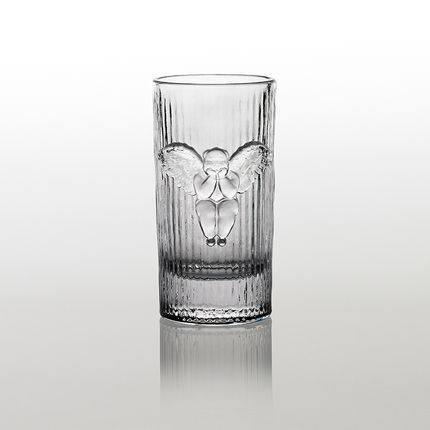 Glass - The Time Collection - Fruit Juice Glass - X+Q ART