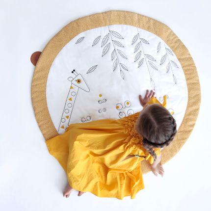 Children's bedrooms - GIRAFFE PLAYMATE - ANUKA