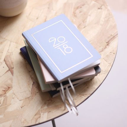 Range tout - Pocket Planner/Diary 2018 - NAVUCKO.