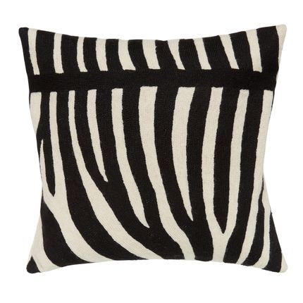 Cushions - ZEBRA CUSHION COVER - INOUITOOSH