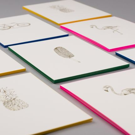 Stationery store - GOLD FEVER Collection - PAPETTE