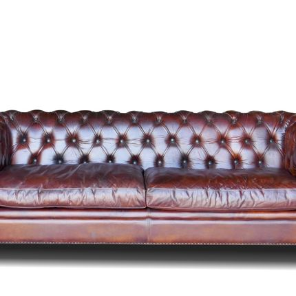 sofas - Sofa Chesterfield with pillows - ECOMATRIX