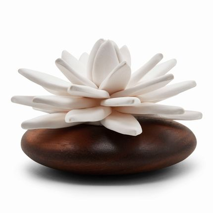 Scent diffusers - Essential Oil Diffuser from LOTUS Flower - ANOQ