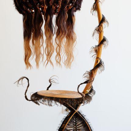 Lampadaires - LUMINAIRE KIKOMBA - MICKI CHOMICKI HAIR BRUT