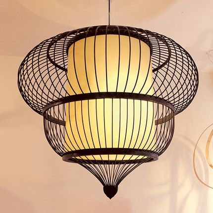 Decorative accessories - Dongxi suspension / oriental - DONGXI