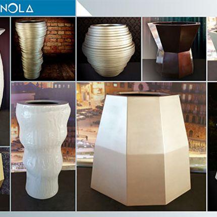 Spa and wellness - Fiber Vases - THEPOLOART