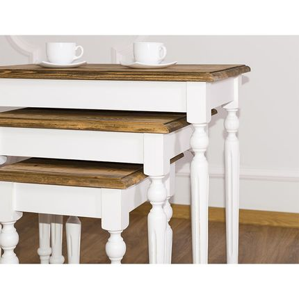 Console tables - Mini tables 3 pcs. - SZEL MOB