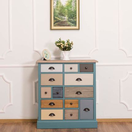 Chests of drawers - Commode avec 13 tiroirs  - SZEL MOB