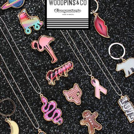 Jewelry - WoodPins&Co - ESCAPULARIO / WOODPINS & CO