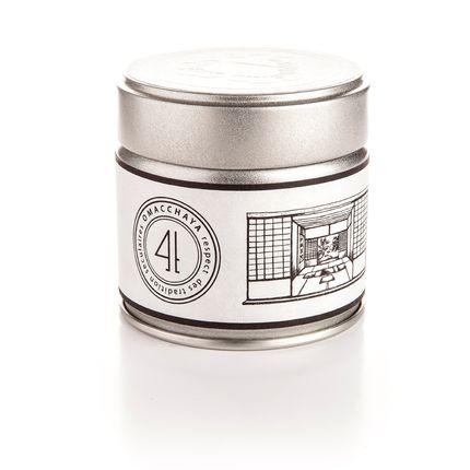 Coffee / tea - LE NUMERO 4-GRAND-CRU GOKO, single origin CULTIVAR     - OMACCHAYA (JAPANESE MATCHA & TEAS)