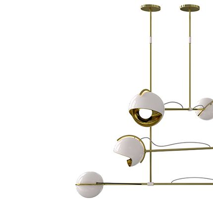 Suspensions - Laine | Lampe à Suspension - DELIGHTFULL