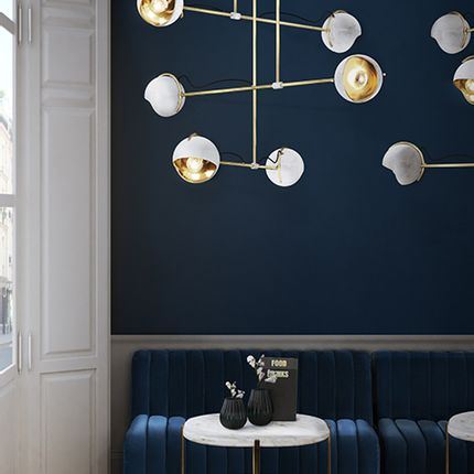 Pendant lamps - Laine Suspension Lamp - DELIGHTFULL