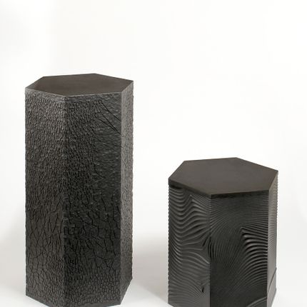 Ottomans - FURNITURE and TEXTURES  - ATELIER IKEB