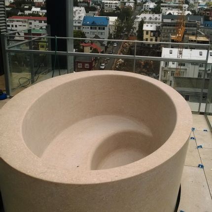 Bathtubs - Infinity Tub - MARMI FAEDO