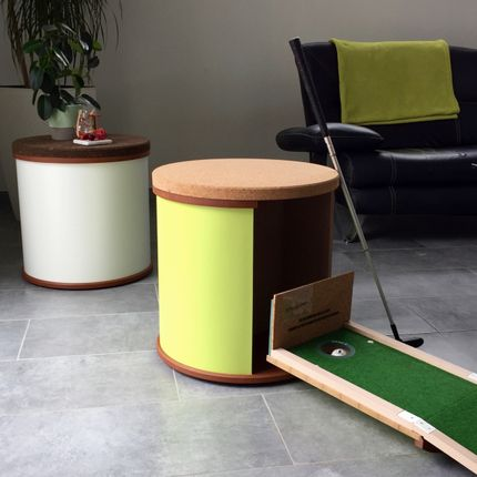 Tabourets - SITGOLF rond - SITGOLF