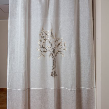 Curtains / window coverings - ALBERO DELL'ULIVO - TESSUTO ARTISTICO UMBRO