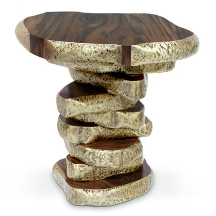 Tables - Table d'appoint LATZA - BRABBU DESIGN FORCES