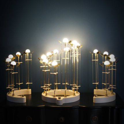 Table lamps - Constance - Thierry Toutin LUMINOPHILIE