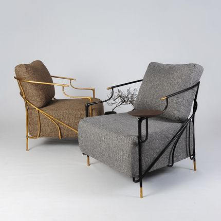 Fauteuils - FIG ARMCHAIR - MASAYA