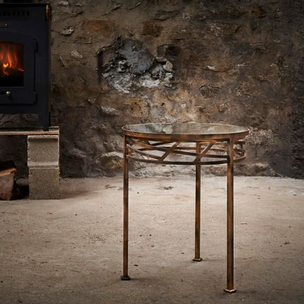 Tables - Laborde rond - ADRIANDUCERF - MOBILIER
