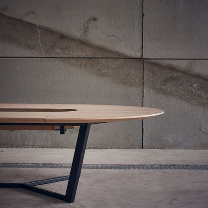 Tables - Perronet meeting table - ADRIANDUCERF - MOBILIER