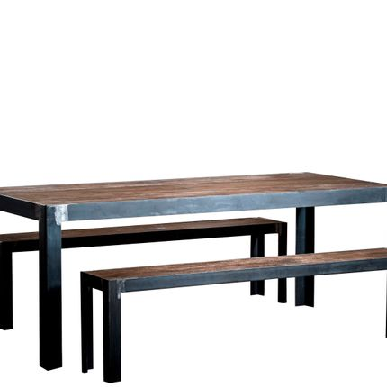 Tables - Table Knock  - ADRIANDUCERF - MOBILIER