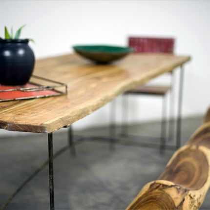 Kitchen Furniture - Nissa Table - MOOGOO CREATIVE AFRICA