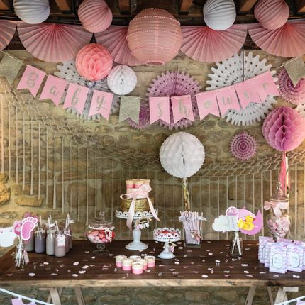Objets de décoration - BABY SHOWER - ARTYFETES FACTORY