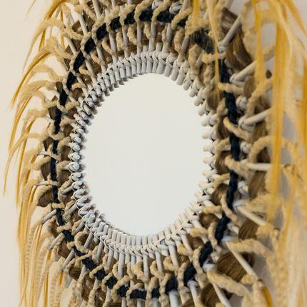 Miroirs - MIROIR OSHUN - MICKI CHOMICKI HAIR BRUT