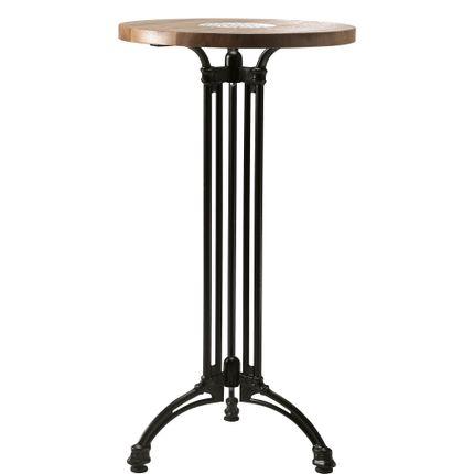 Tables - ARDAMEZ • VENDOME high bar table / French oak - ARDAMEZ
