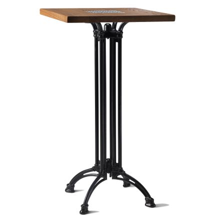Tables - ARDAMEZ • VENDOME high bar table / French oak - ARDAMEZ