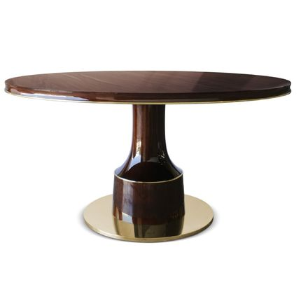 Tables - Buck Dining Table - PORUS STUDIO