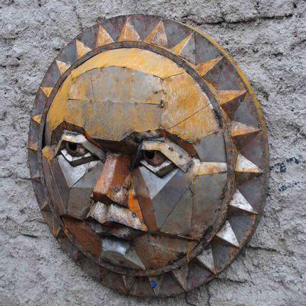 Pièces uniques - Soleil et Lune des Andes - NATIVO ARGENTINO