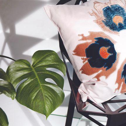 Objets de décoration - Lava Flower Pillow 50x50 cm - SCINTILLA