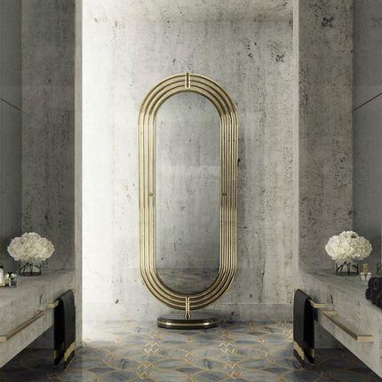 Meubles pour salles de bains - Colosseum Miroir de sol - MAISON VALENTINA