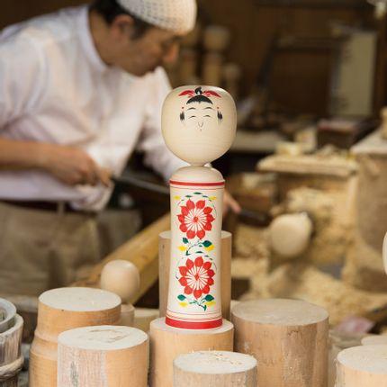 Objets design - Heritage / Iwazo Futodo - SAKURAI KOKESHI