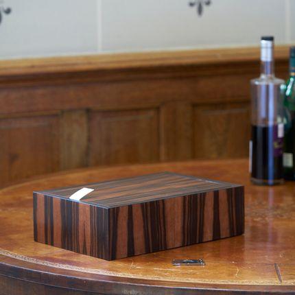 Casket / box - Le Gentleman épicurien - Cigars box, Humidor - LOUIS-MARIE VINCENT