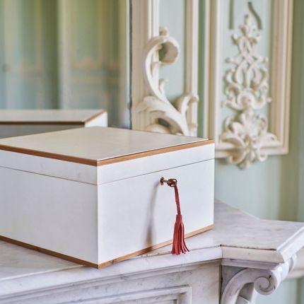 Casket / box - La précieuse Lady - Jewelery case - LOUIS-MARIE VINCENT