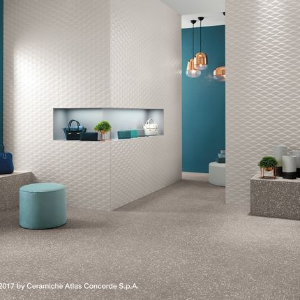 Ceramic - 3D WALL DESIGN - ATLAS CONCORDE