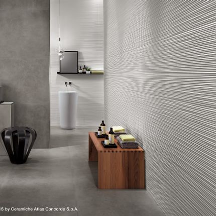 Wall coverings - 3D WALL DESIGN | Geometric Shapes - ATLAS CONCORDE